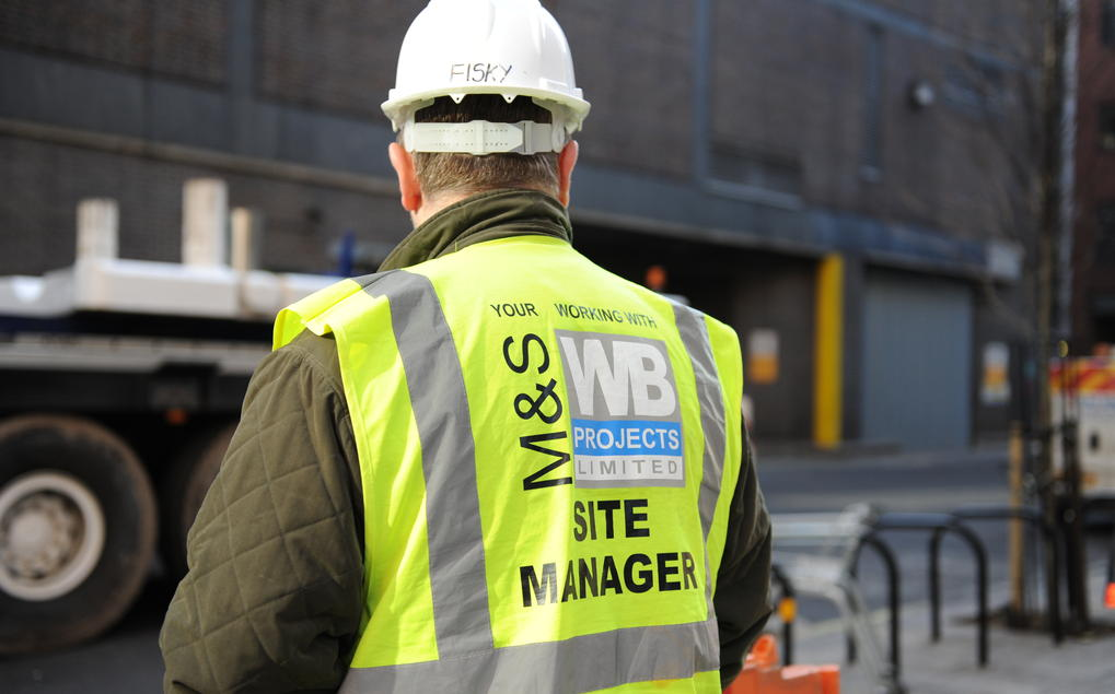 WB Projects Site Manager
