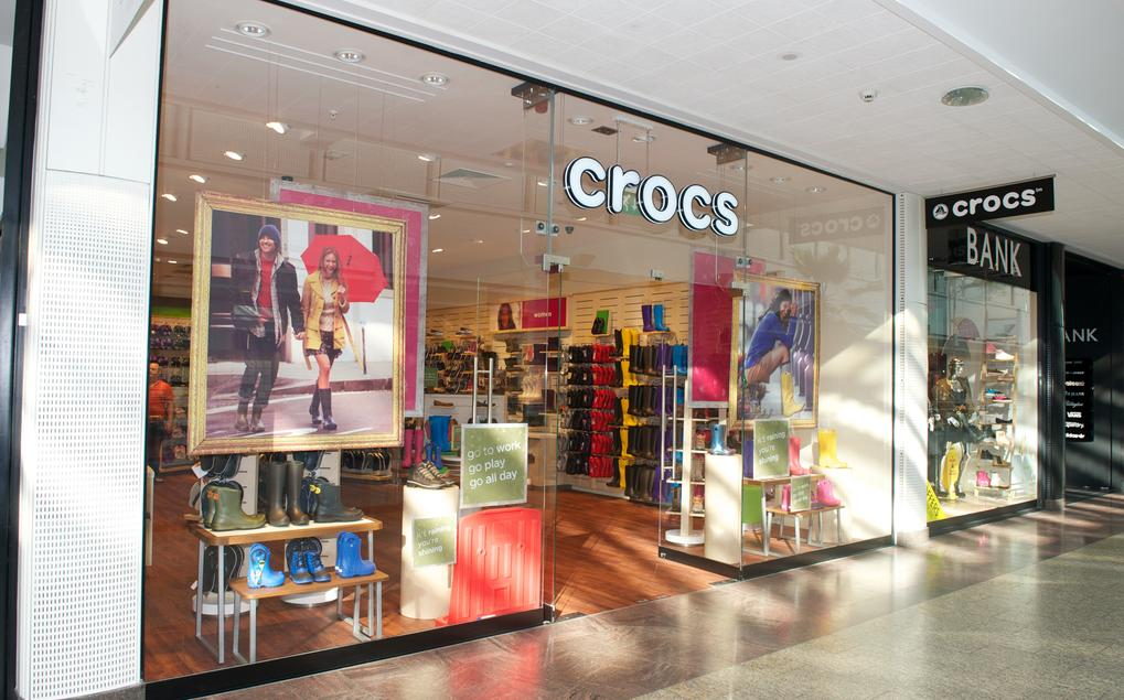 WB Projects CROCS Bluewater