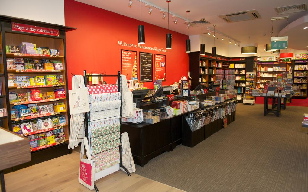 WB Projects Waterstones