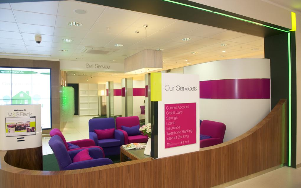 WB Projects M&amp;S Bank