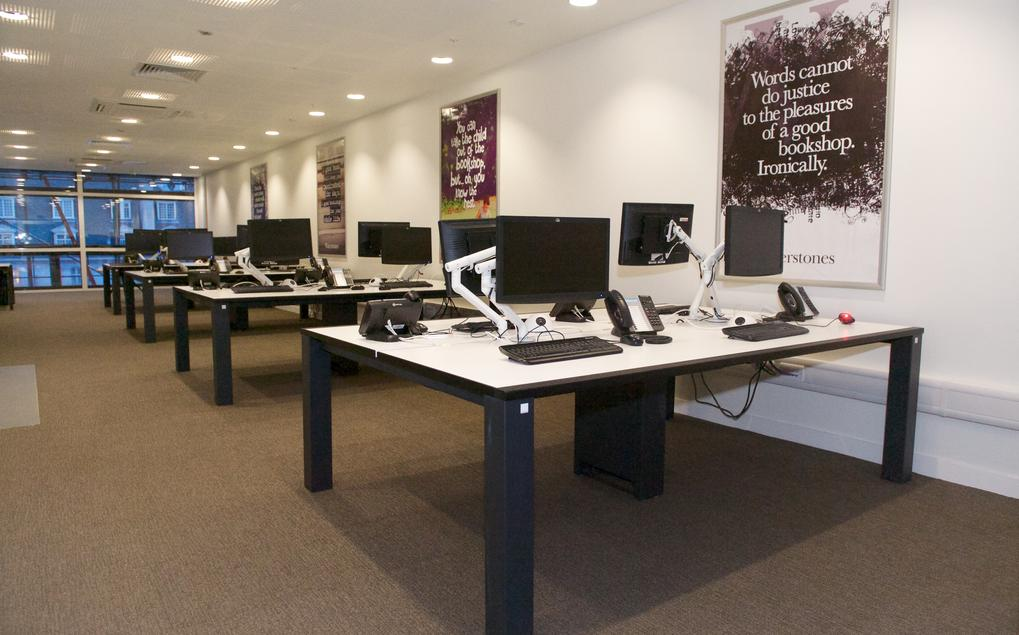 WB Projects Waterstones Head Office