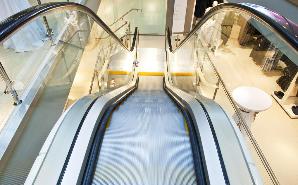 WB Projects escalator
