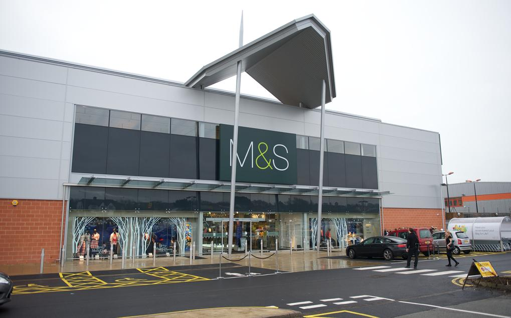 WB Projects M&S Bexhill